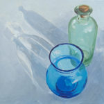 Study of glas and sunlight